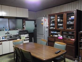 before_ダイニングキッチン