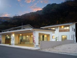 備中広瀬駅前展示場